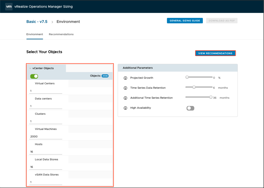 VMware vRealize Operations Manager 7 5 for Horizon 7 9 (Part